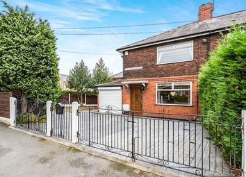 Thumbnail 2 bed terraced house for sale in Hawthorn Avenue, Worsley, Manchester