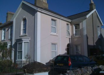Thumbnail 2 bed maisonette to rent in Chatsworth Road, Torquay