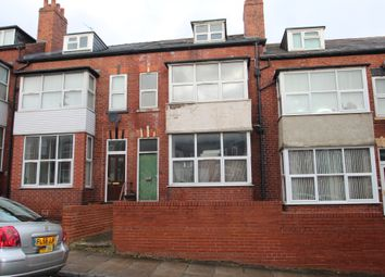 Thumbnail 4 bedroom terraced house for sale in Grange Avenue, Leeds