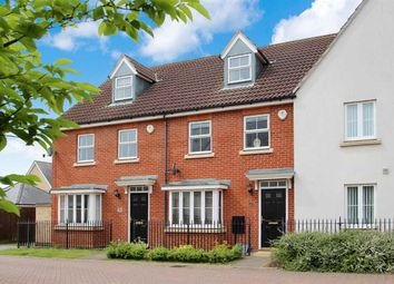 Thumbnail 3 bedroom town house for sale in Bull Drive, Grange Farm, Kesgrave, Ipswich