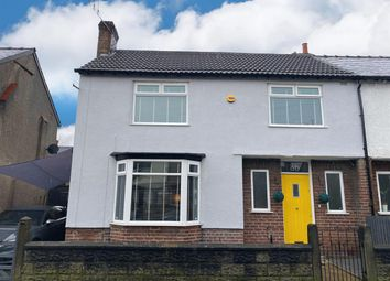 Thumbnail 3 bed semi-detached house for sale in Ferndale Road, Wavertree, Liverpool