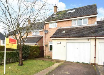 Thumbnail 4 bedroom link-detached house for sale in Blakes Avenue, Witney