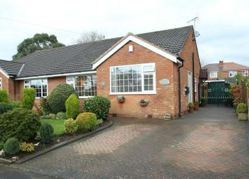 Thumbnail 2 bed semi-detached bungalow for sale in Whitegates Close, Timperley, Altrincham