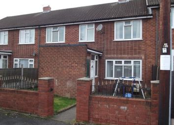 Thumbnail 2 bed maisonette for sale in Cedar Close, Burntwood