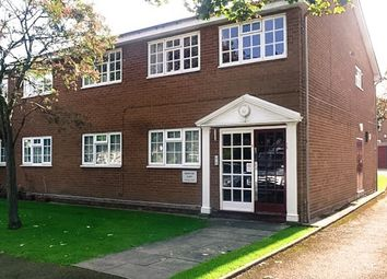 Thumbnail 2 bed flat for sale in Lawford Grove, Shirley, Solihull