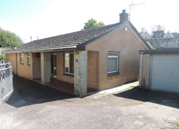 Thumbnail 2 bed detached bungalow for sale in North Street, St Austell, St. Austell