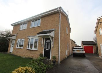 Thumbnail 2 bed semi-detached house for sale in Pemberton Road, Newton Aycliffe