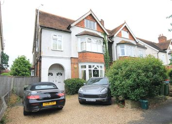 Thumbnail 1 bed flat for sale in Monument Green, Weybridge, Surrey