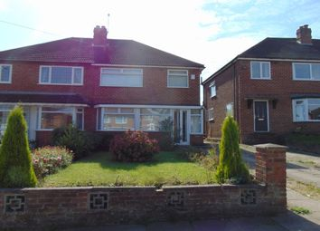 Thumbnail 3 bed semi-detached house to rent in Inglefield Road, Stechford, Birmingham