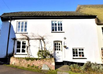 Thumbnail 4 bed semi-detached house for sale in Coleford, Crediton, Devon