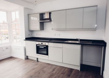 Thumbnail 2 bed flat to rent in Ashleigh Road, Leicester