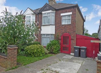 Thumbnail 3 bed semi-detached house for sale in Maidstone Road, Bluebell Hill, Chatham, Kent