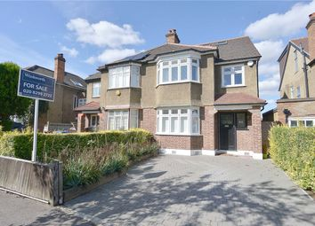 Thumbnail 4 bed semi-detached house for sale in Therapia Road, East Dulwich, London