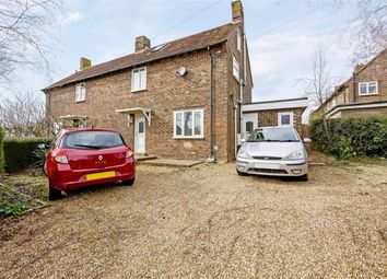 Thumbnail 1 bedroom maisonette for sale in Dacre Road, Herstmonceux, Hailsham