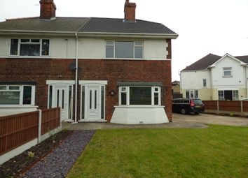 Thumbnail 3 bed semi-detached house to rent in Shrewsbury Road, Bircotes, Doncaster