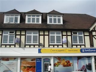 Thumbnail 1 bedroom flat to rent in Falconwood Parade, Welling, Kent