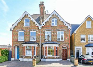 4 bed semi-detached house for sale in Chelmsford Road, London E18