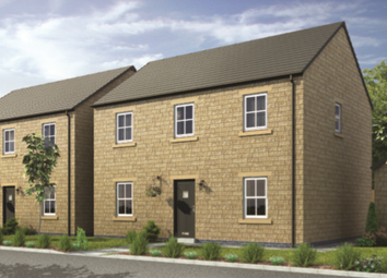 Thumbnail 4 bed detached house for sale in Peak Dale Gardens, Charlestown Road, Glossop
