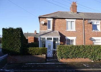 Thumbnail 4 bedroom terraced house for sale in Rosalind Avenue, Bedlington