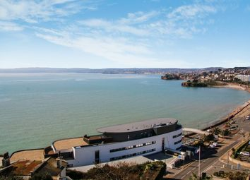 Thumbnail 3 bed flat for sale in Marine Palms Warren Road, Torquay
