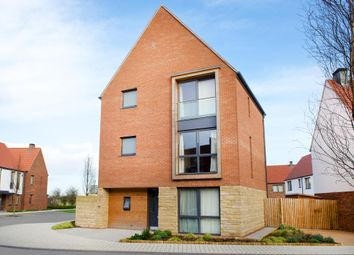 "Thumbnail 4 bed detached house for sale in ""J3"" at Derwent Way, York"