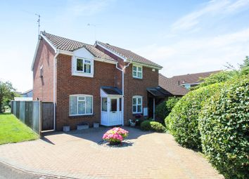 Thumbnail 3 bed end terrace house for sale in Larch Close, The Coppice, Aylesbury