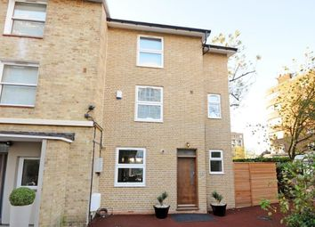 Thumbnail 3 bed terraced house to rent in Court Close, St Johns Wood, London