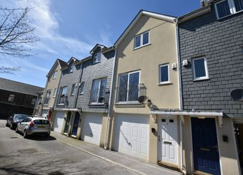 Thumbnail 3 bed terraced house for sale in Cameron Court, West Charles Street, Camborne, Cornwall