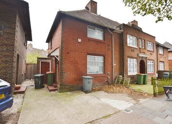 Thumbnail 2 bedroom end terrace house for sale in Prince Regents Lane, Plaistow, London