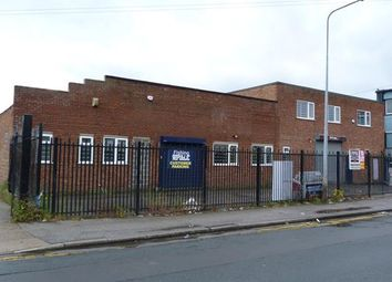 Thumbnail Light industrial for sale in Strickland Street, Hull