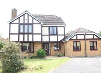 Thumbnail 5 bed detached house for sale in Cunningham Drive, Lutterworth