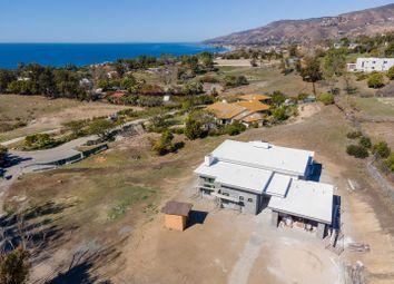 Thumbnail 3 bed detached house for sale in 6100 Via Cabrillo, Malibu, Ca 90265, Usa, Malibu, Us