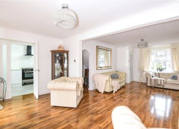 Thumbnail 3 bed link-detached house for sale in Kennett Drive, Yeading, Middlesex