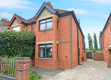 Thumbnail 3 bed semi-detached house for sale in York Road, Newbury
