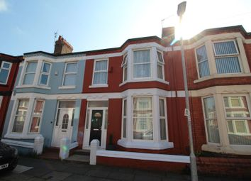 3 bed terraced house for sale in Fallowfield Road, Wavertree, Liverpool L15
