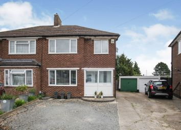 Thumbnail 3 bed semi-detached house for sale in The Croft, Luton