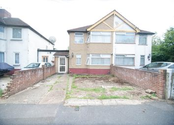 Thumbnail 3 bed semi-detached bungalow to rent in Ashford Avenue, Hayes