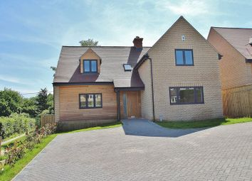 Thumbnail 4 bed detached house for sale in High Street, Finstock, Chipping Norton