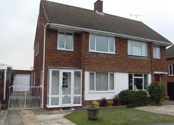 Thumbnail 3 bed semi-detached house to rent in Sevenoaks Road, Earley, Reading