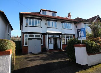 Thumbnail 6 bed detached house for sale in Bryanston Road, Prenton