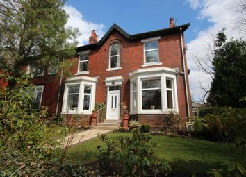Thumbnail 4 bed semi-detached house for sale in Favordale Road, Colne, Lancashire