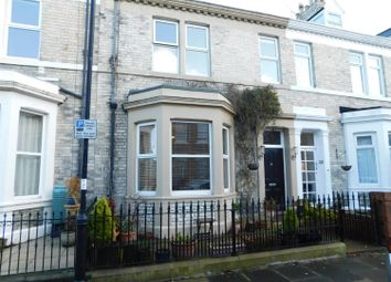 Thumbnail 5 bed terraced house for sale in Latimer Street, Tynemouth, North Shields