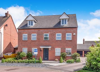 Thumbnail 5 bed detached house for sale in Denyer Court, Fradley, Lichfield