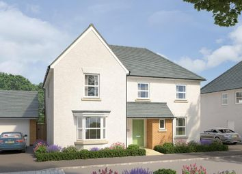 """Thumbnail 5 bed detached house for sale in """"Manning"""" at West Yelland, Barnstaple"""