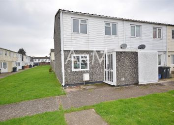 Thumbnail 2 bed end terrace house for sale in Limes Avenue, Chigwell