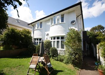 Thumbnail 4 bed flat to rent in St Clair Road, Canford Cliffs, Poole