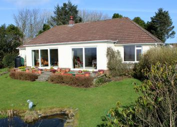 Thumbnail 4 bed detached bungalow for sale in Muddiford, Barnstaple