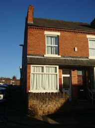 Thumbnail 2 bedroom shared accommodation to rent in Harley Street, Lenton, Nottingham