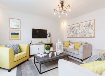 "Thumbnail 2 bed terraced house for sale in ""The Oak"" at Winchester Road, Boorley Green, Botley"
