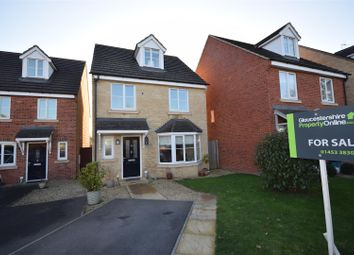 Thumbnail 4 bed detached house for sale in Regency Close, Stonehouse